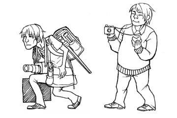 jak vybrat fotoaparát